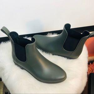 Sam Edelman | ankle rain boots Sz 8W